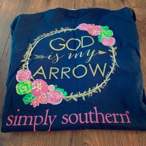 Simply southern short sleeve T-shirt